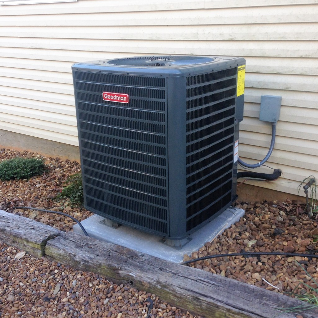 Loudon air conditioning